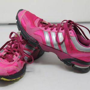 Adidas Women's Marathon 10 Running Shoe Pink